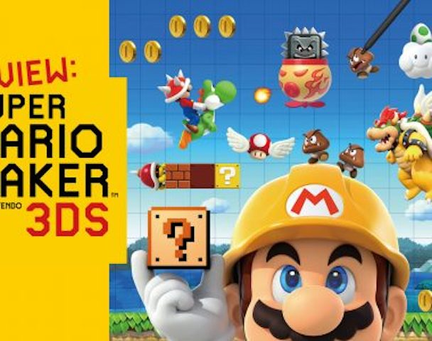 Super Mario Maker 3DS – review