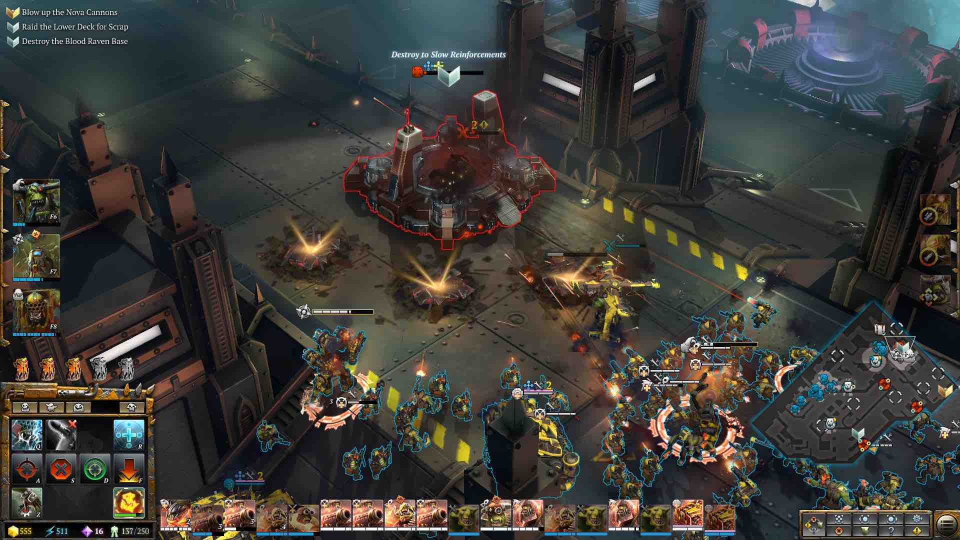 Warhammer 40.000- Dawn of War III review screenshor 1